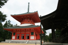 Dai-to pagoda