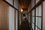 Corridors of the Eko-in temple