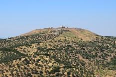 Forte da Nossa Senhora da Graça seen from Elvas Castle