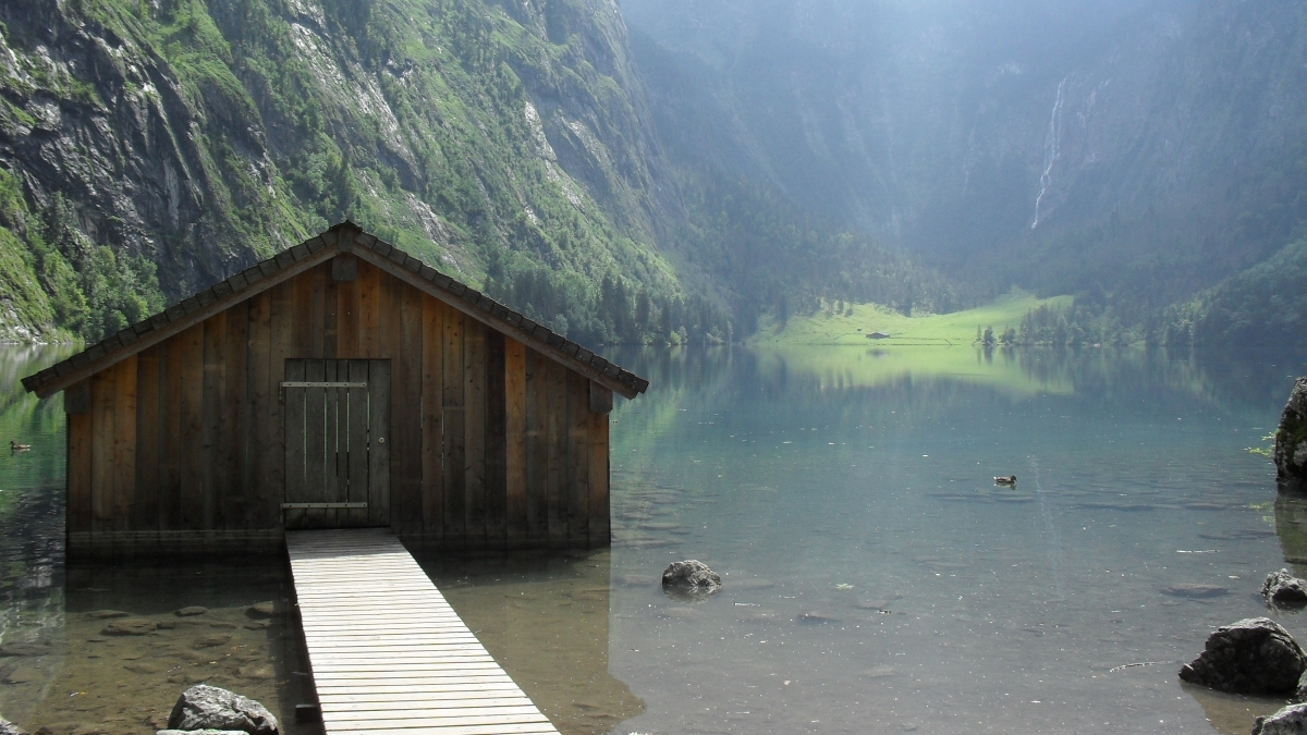 Königssee, the King's Lake