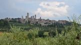 San Gimigiano, Tuscany