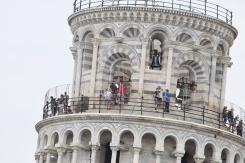 Pisa tower detail